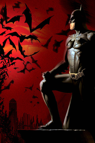 Batman IPhone Super Hero Backgrounds