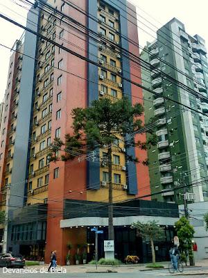 Hotel Slaviero Suítes Curitiba Batel