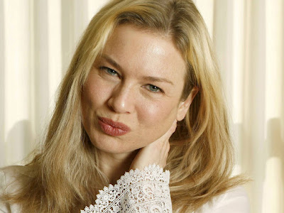 American Actress Renee Zellweger Wallpaper