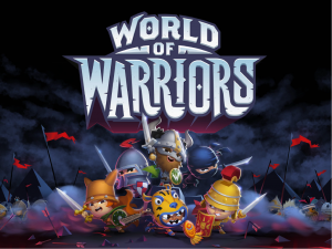 WORLD OF WARRIORS MOD APK
