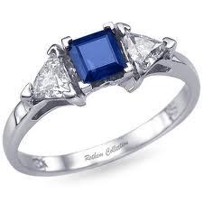 85th Anniversary Gift Diamond, Sapphine