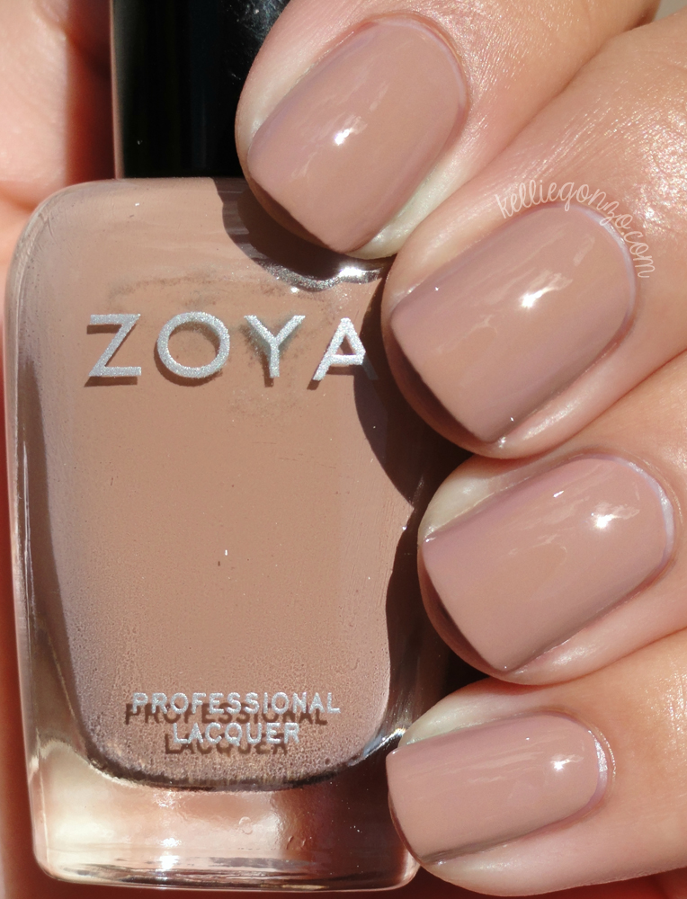 Zoya - Spencer // kelliegonzo.com