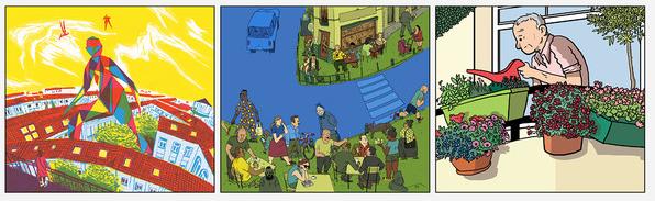 apple store bruselas comics