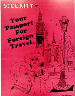 foreign travel brief reminder