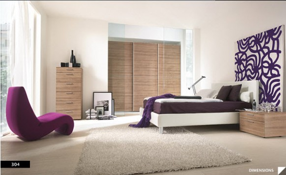 Elblocdenlluisgil decoracion de dormitorios modernos for Adornos de decoracion modernos