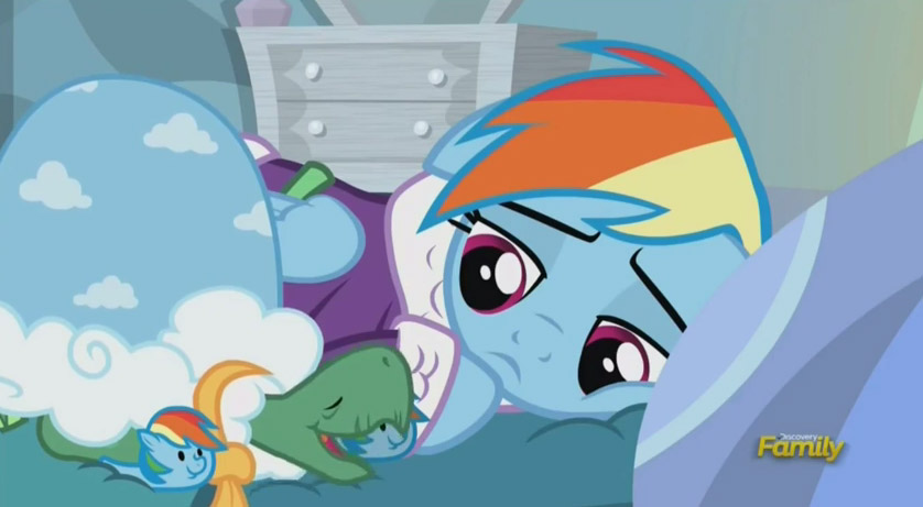 Liked The Rainbow Dash Slippers They Exist