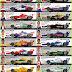 Confira as pinturas dos carros da Indy para o GP de Mid-Ohio