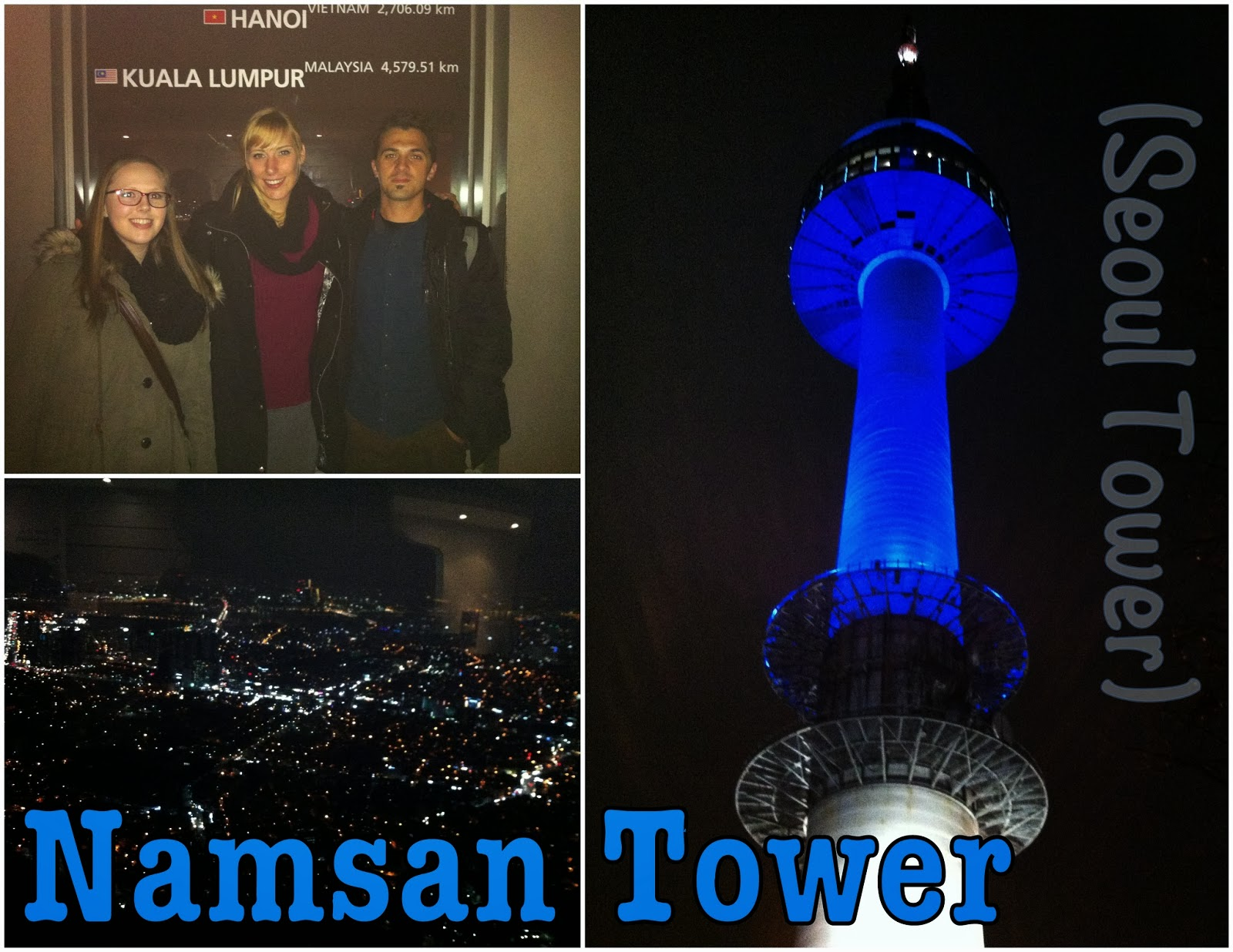 N Seoul Tower Namsan