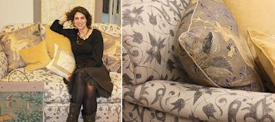 Saffron Walden sofa