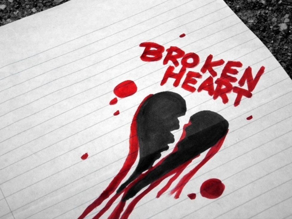"the broken heart A broken heart loves to hear man-made righteousness stamped upon and beaten to dust then too, a broken heart is at rest in jesus the unconverted heart never has rest, for ""the wicked are like the troubled sea, when it cannot rest, whose waters cast up mire and dirt"" (isaiah 57:20."