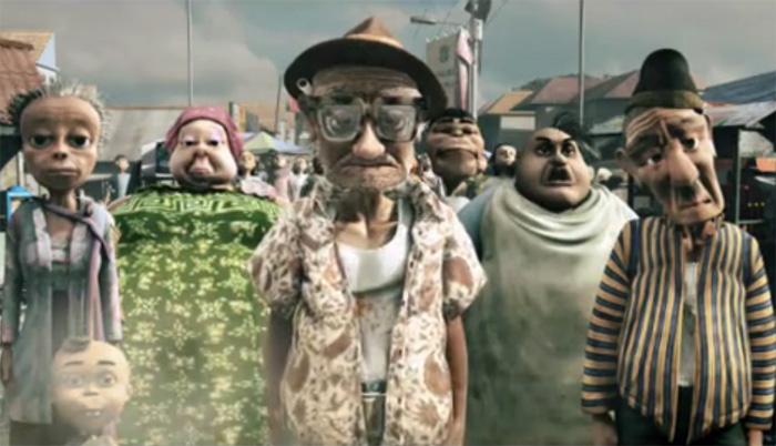 Lakon Pada Suatu Ketika, Animasi 3D yang Patut Diapresiasi