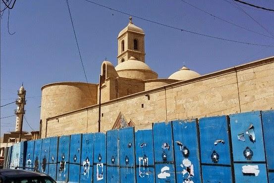 transformer eglise en mosquée