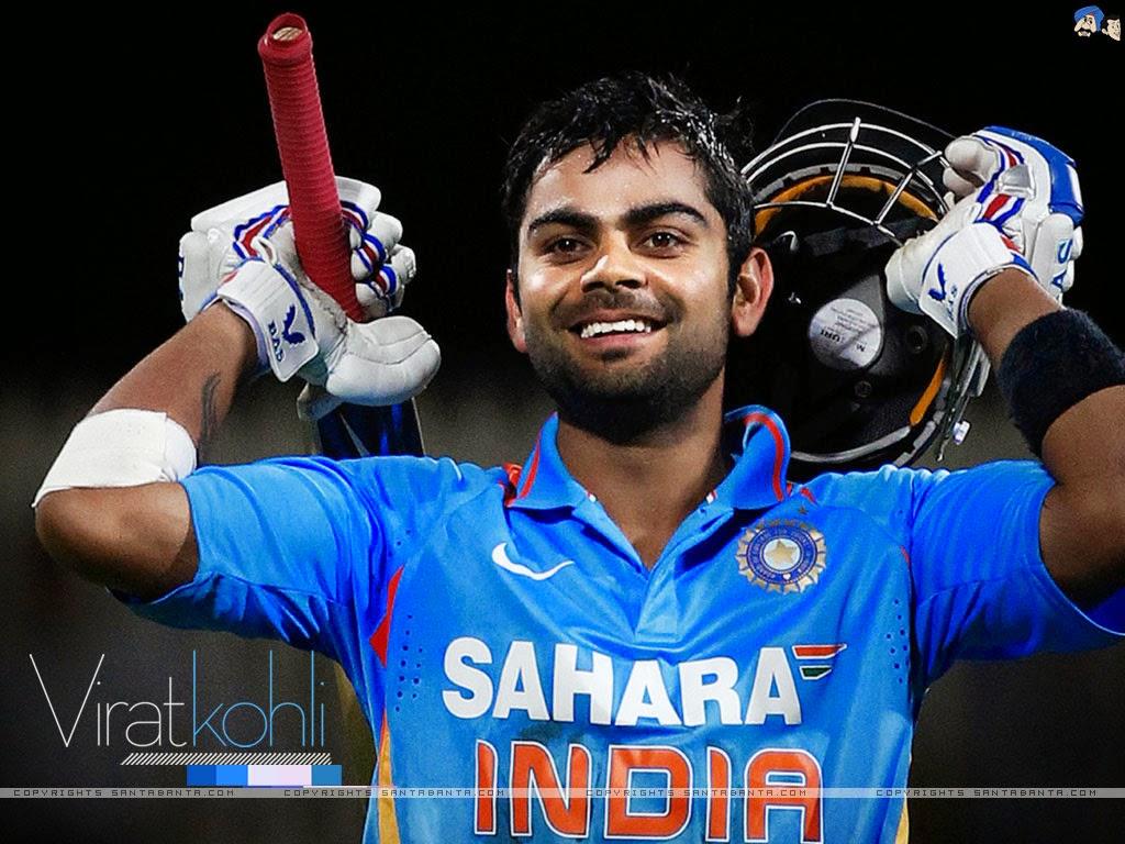 Cricketer Virat Kohli HD Wallpapers, Images, Photos, Pics 1024 x 768 ...