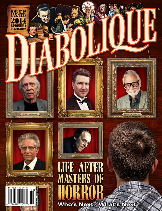 DIABOLIQUE Magazine Issue 19