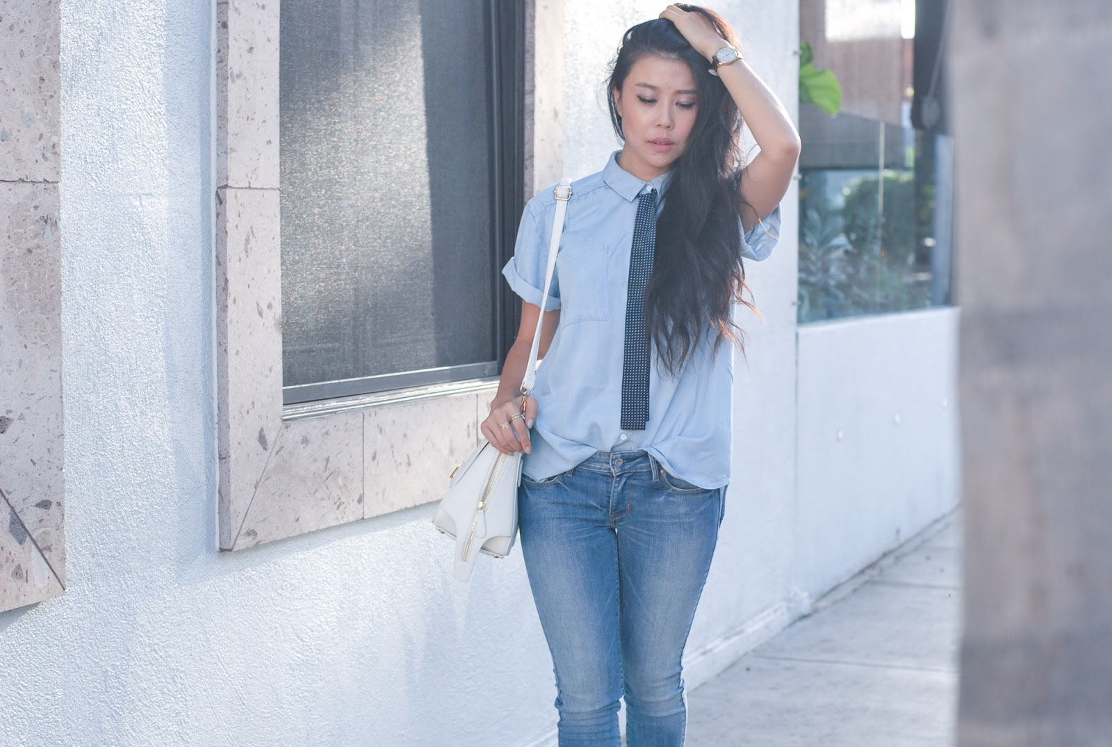 Jenny Wu LA fashion lawyer style beauty blogger