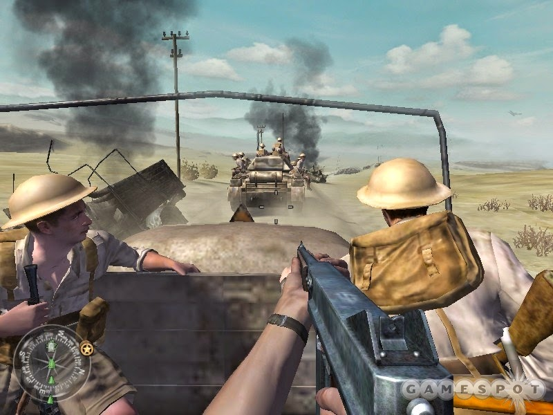 Call of duty 2 PC game free download full version