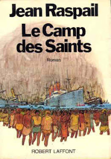 "First edition of ""The Camp of the Saints"""