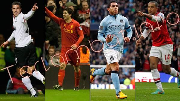 Super Sunday Liga Inggris Januari 2013