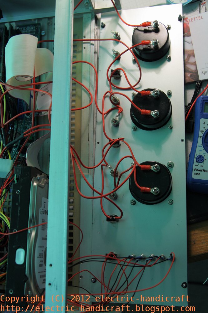 Electric handicraft
