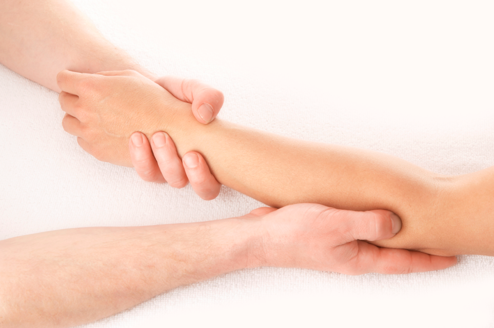 Swedish Massage Instructions For Hand And Wrist Pain Carpal Tunnel