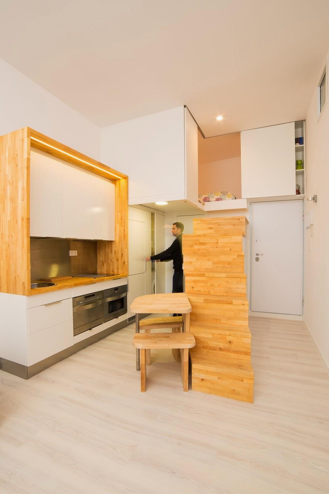 Reforma de vivienda Madrid, Rehabilitación de edificio Madrid, Arquitectos Madrid