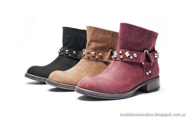 Botas 2013 moda invierno