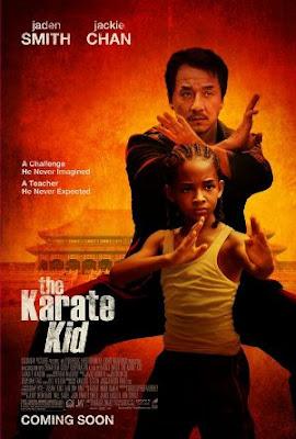 Jackie Chan, The Karate Kid, 傑登史密斯, 功夫夢, 威爾史密斯, 小子難纏, 成龍, 當幸福來敲門,