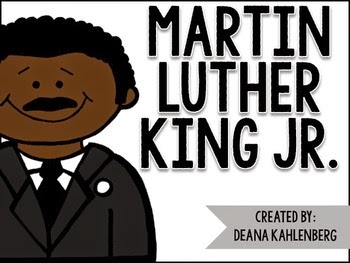 http://www.teacherspayteachers.com/Product/Martin-Luther-King-Jr-No-Prep-Practice-1645335