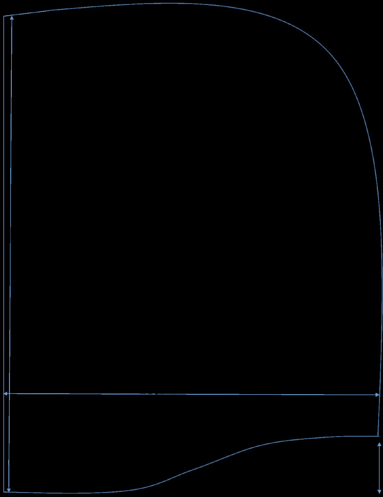 Bitácora de costura: Salida de Baño / Albornoz