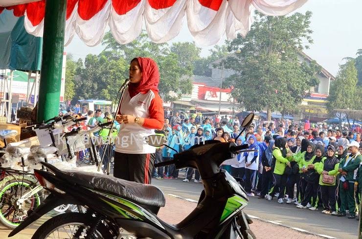 Haornas, Olahraga Gaya Hidup Indonesia Modern