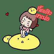 Sawasdee Jao Animated Sound Stickers