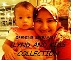 @4 april : Opening GA : Lynd And Kids Collection