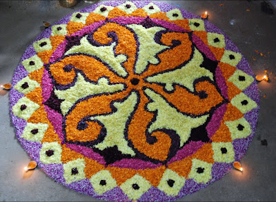 Rangoli design and images