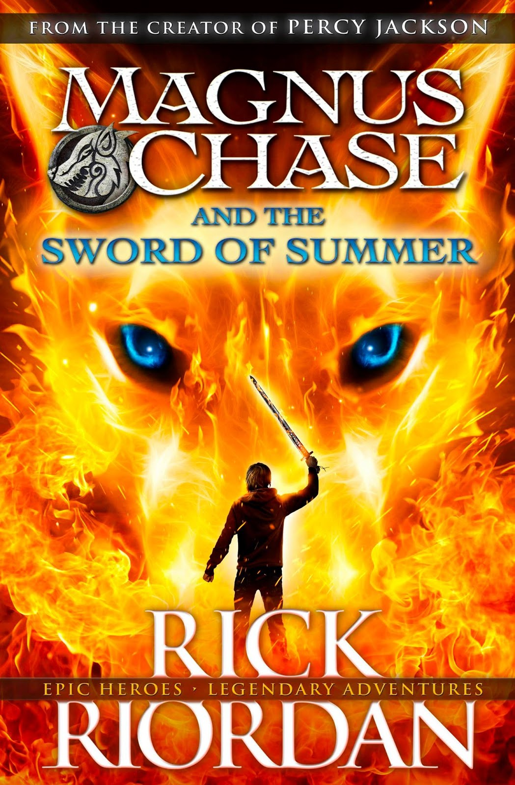 The Sword of Summer (UK Edition)