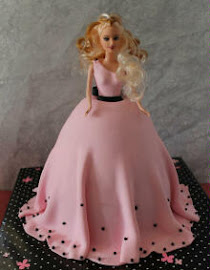 CAKE - BARBIE