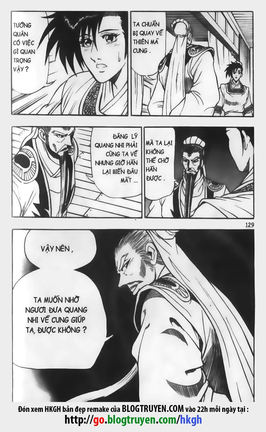 Hiệp Khách Giang Hồ chap 46 page 16 - IZTruyenTranh.com