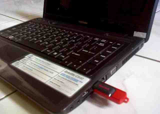 Install Windows 7 Dari Flash Disk