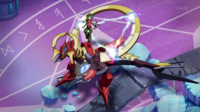 Yu-Gi-Oh! ARC-V 23 Legendado