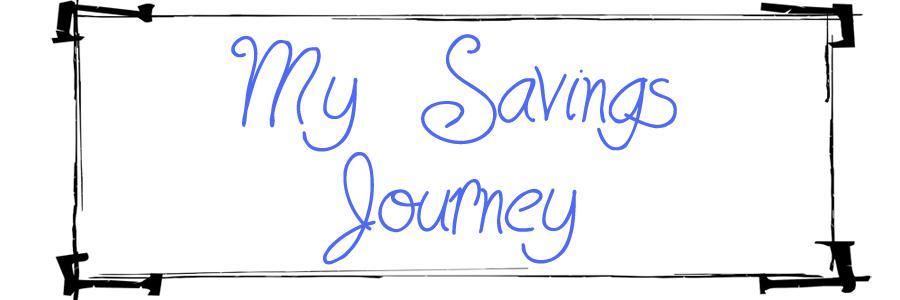 My Savings Journey
