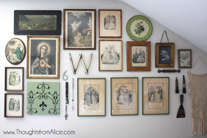 Gallery Wall Planner designing a gallery wall. - jennifer rizzo