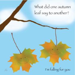 Autumn Jokes