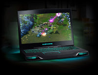 Alienware M14x-R2 gaming laptop