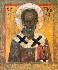 St. Nicholas Pray for Us