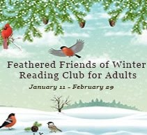 Join the Winter Reading Club        for Adults