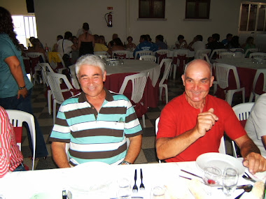 Churra Brita e António Ramos