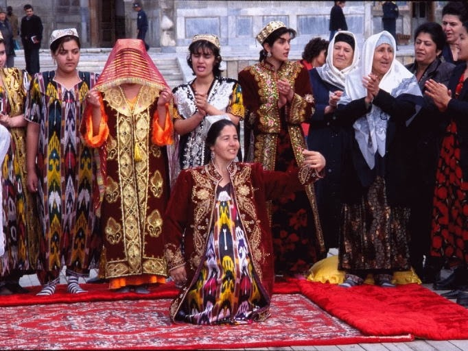 uzbekistan culture dating Discover the history and culture of uzbekistan,  uzbekistan: history, culture and the silk road  dating to 655 and written on gazelle skins.