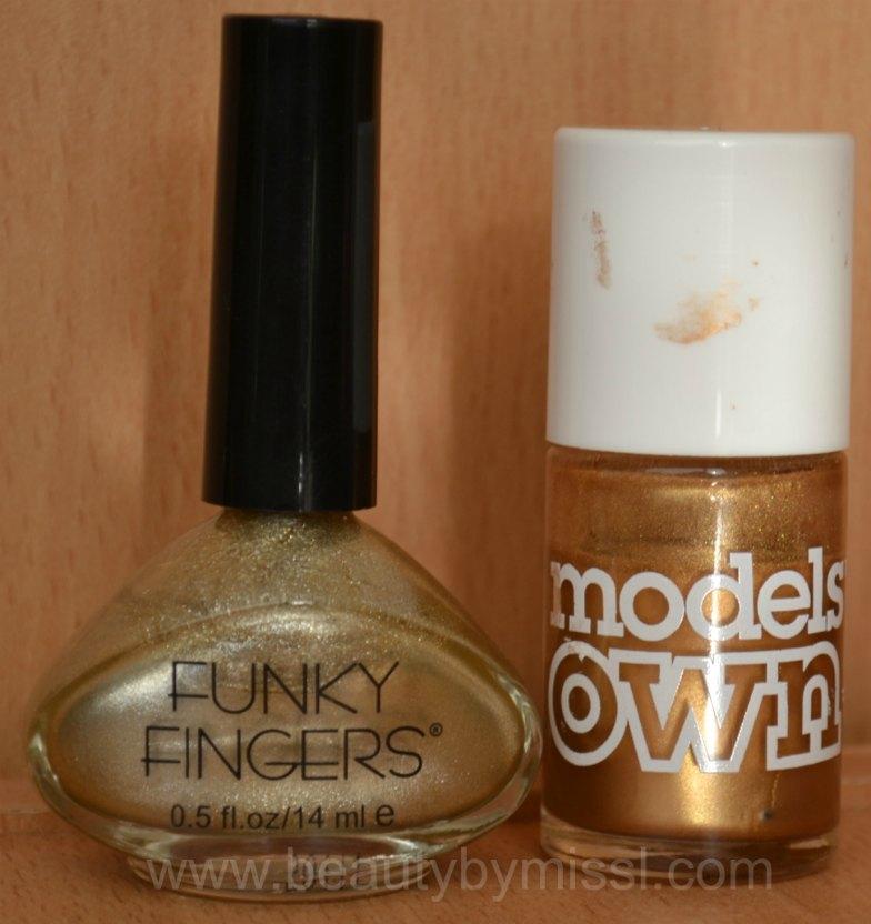 Funky Fingers, Models Own