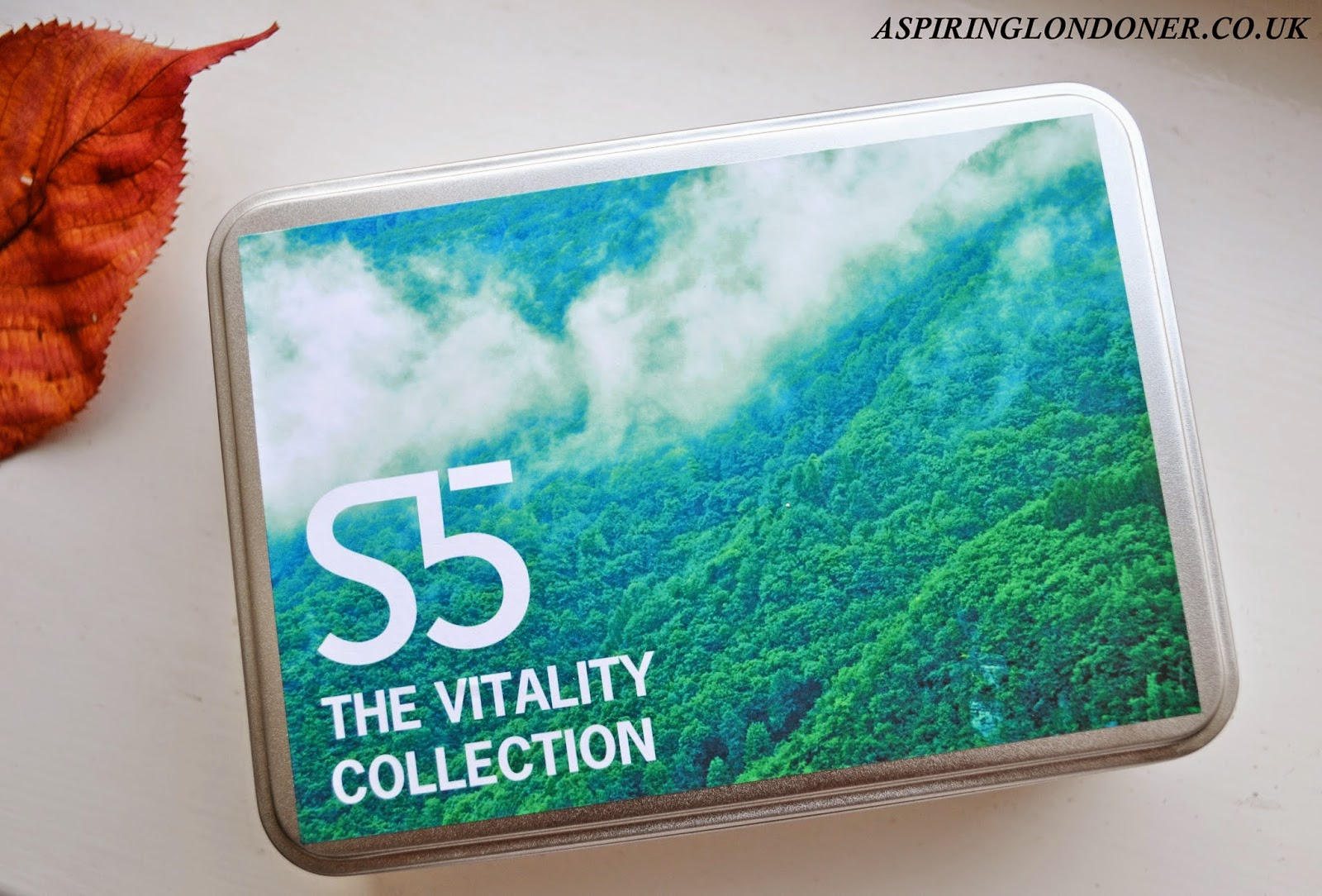 S5 The Vitality Collection Review - Aspiring Londoner