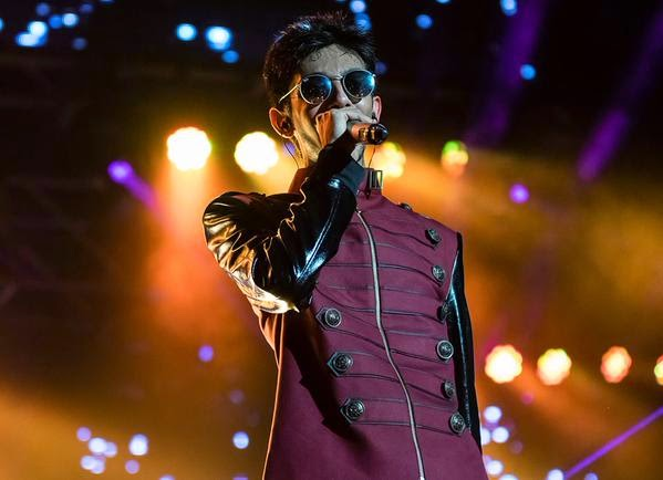 Anirudh LIVE concert in Malaysia