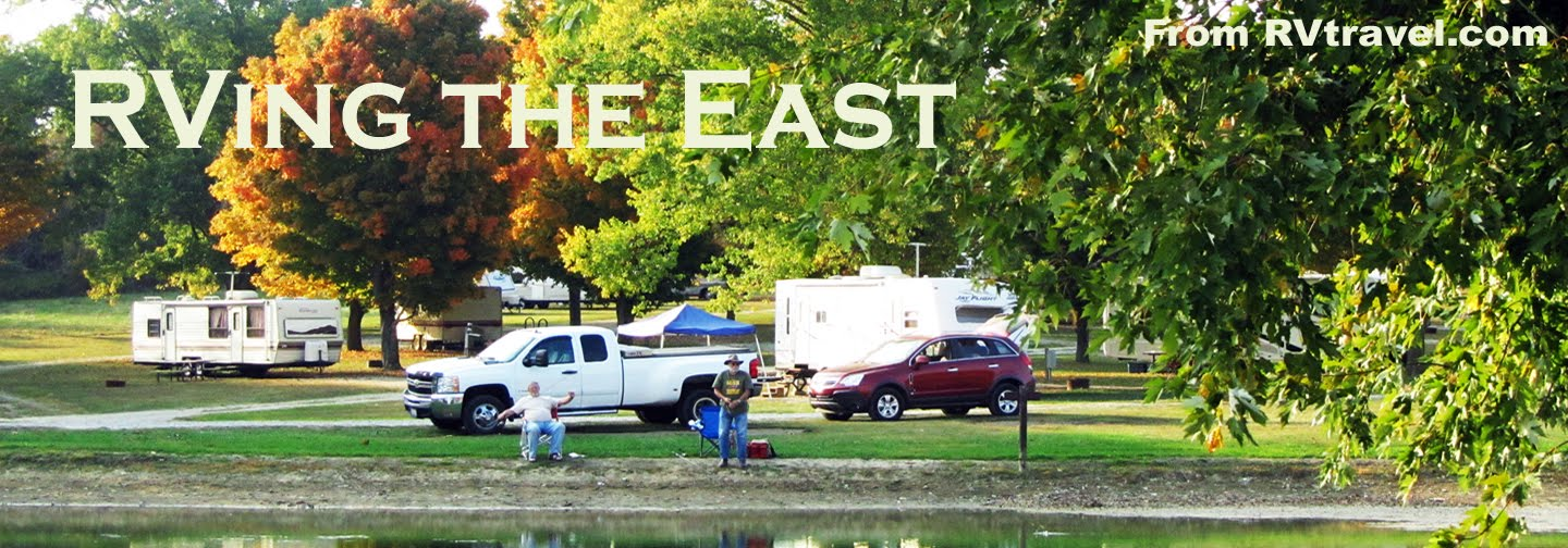 RVing the East